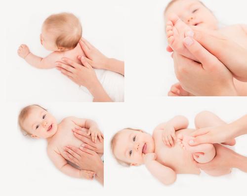 Massagens para bebê | Pikuruxo