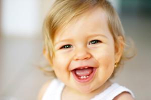 dentes de bebê