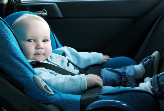 Cadeirinha de bebê para carro | Pikuruxo