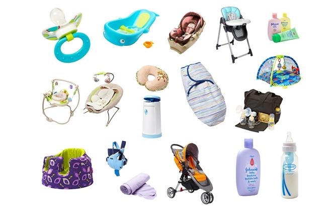 Coisinhas de bebê | Pikuruxo
