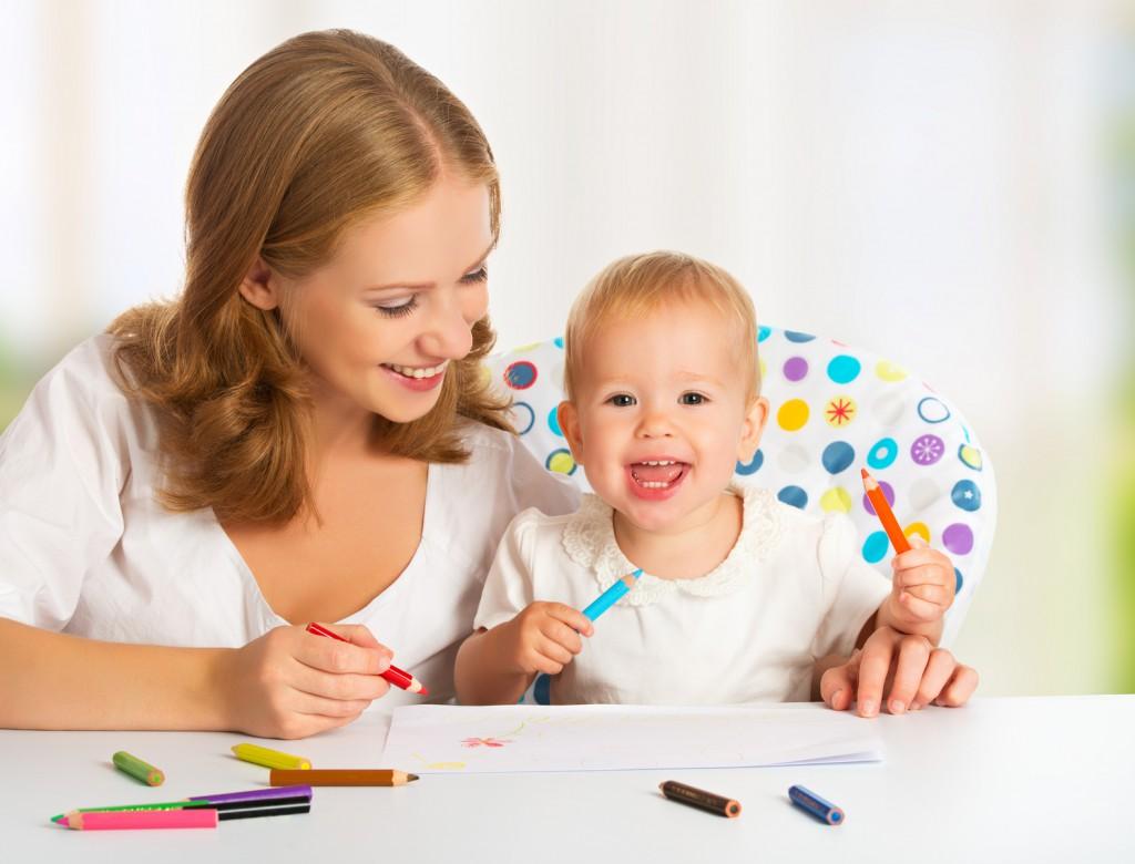 Como ensinar o bebê a falar | Pikuruxo