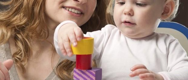 Ideias de como estimular seu bebê | Pikuruxo