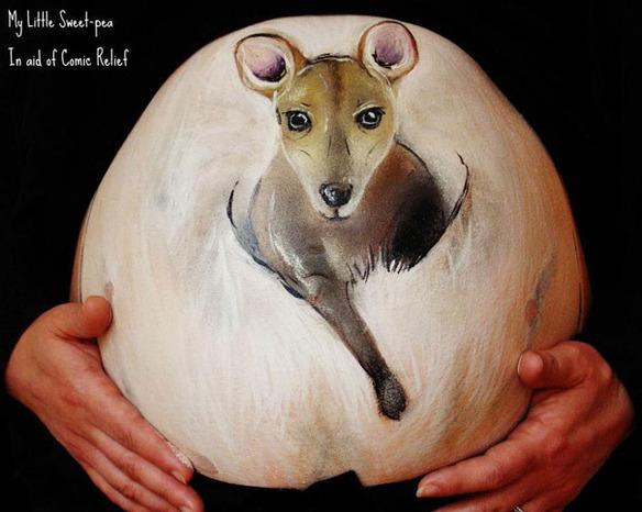 original-desenho-para-pintar-a-barriga-animal
