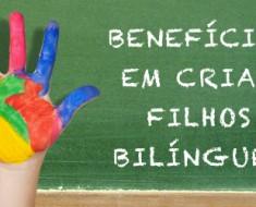 cinco beneficios - filhos bilígues