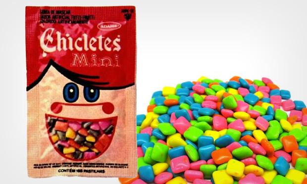 Chicletes Mini Guloseimas