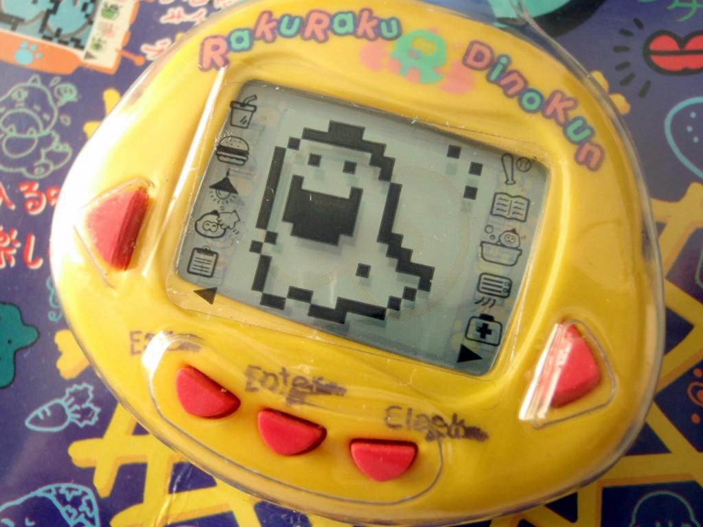 Brinquedos de infância tamagushi