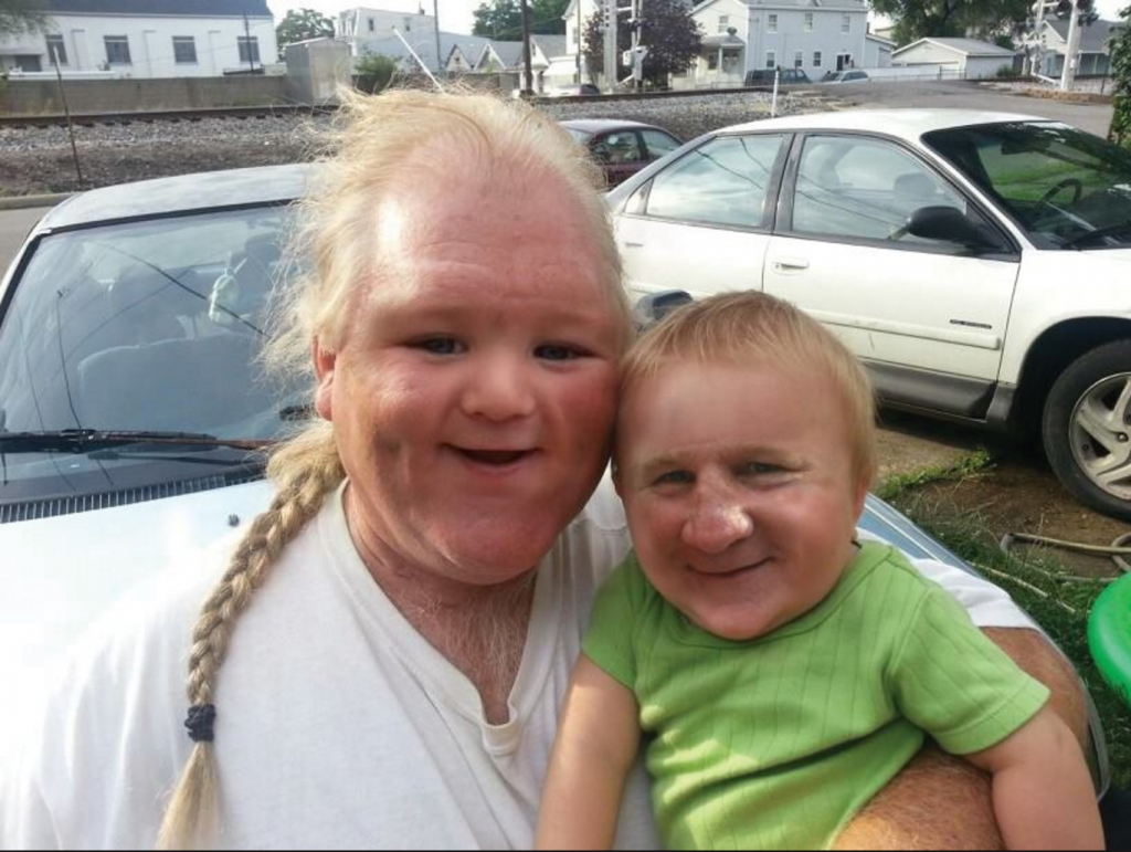 troca de rostos aplicativo Snapchat pais e filhos